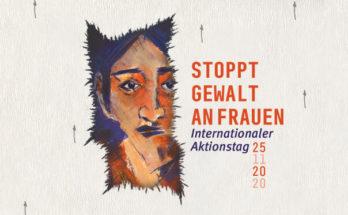Internationaler Aktionstag auch an der WWU Münster: Stoppt Gewalt an Frauen
