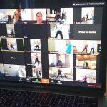 Sessionseröffnungs-Training geht auch online 7
