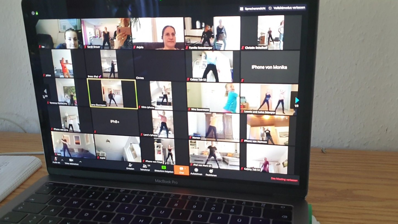 Sessionseröffnungs-Training geht auch online