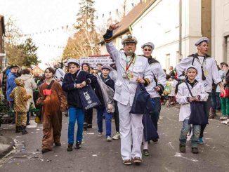 Ziegenbocksmontag 2019: Der Umzug in Wolbeck  - Infos