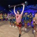 Hippenball zum 66. Geburtstag der KG ZiBoMo mit besonderen Effekten 35