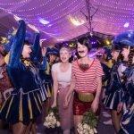 Hippenball zum 66. Geburtstag der KG ZiBoMo mit besonderen Effekten 31